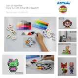 48 colors box set C-2.6mm mini Artkal beads CC48