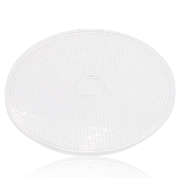 artkal clear large round pegboard for mini 2 6mm beads