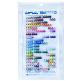 NEW-Artkal Beads Physical Color Chart