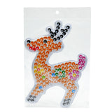Deer pegboard for 10mm artkal fuse beads  XP04