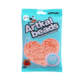 Coral red-Midi 1000 beads Single Pack