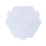 Artkal 5mm Large Hexagon Pegboard (Join Multiple Together ) BP07