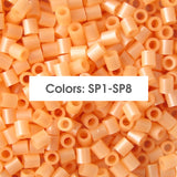 (SP1-SP7 Pearl Colors) S-1KG in Bulk