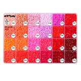 96 colors C-2.6mm mini box set Artkal beads CC96