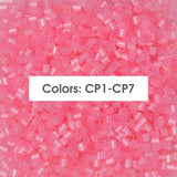 (CP1-CP7 Pearl Colors) C-500G in Bulk