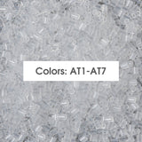 (AT1-AT7 Translucent Colors) A-500G in Bulk