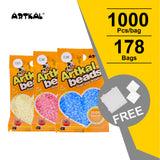 178 bags Mini C-2.6mm Full Color Set 1000 Count Pack (CB1000-F)