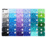 72 Colors Box Set S-5mm Midi Artkal beads CS72