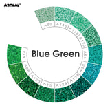 Blue Green - Mini Beads A 2000P single pack mini artkal beads
