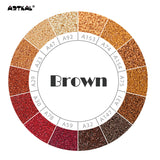 Brown - Mini Beads A 2000P single pack mini artkal beads