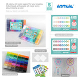 48 Colors Box Set S-5mm Midi Artkal beads CS48