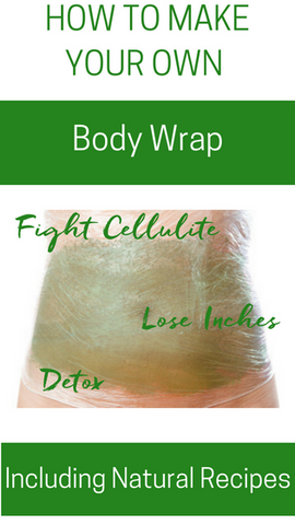 Homemade Body wrap