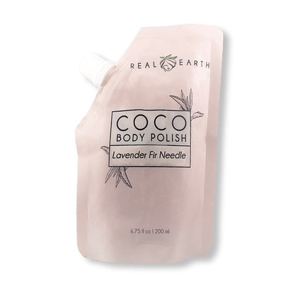 Coco Body Polish | Earthy and Floral - Real Earth - Body Scrub