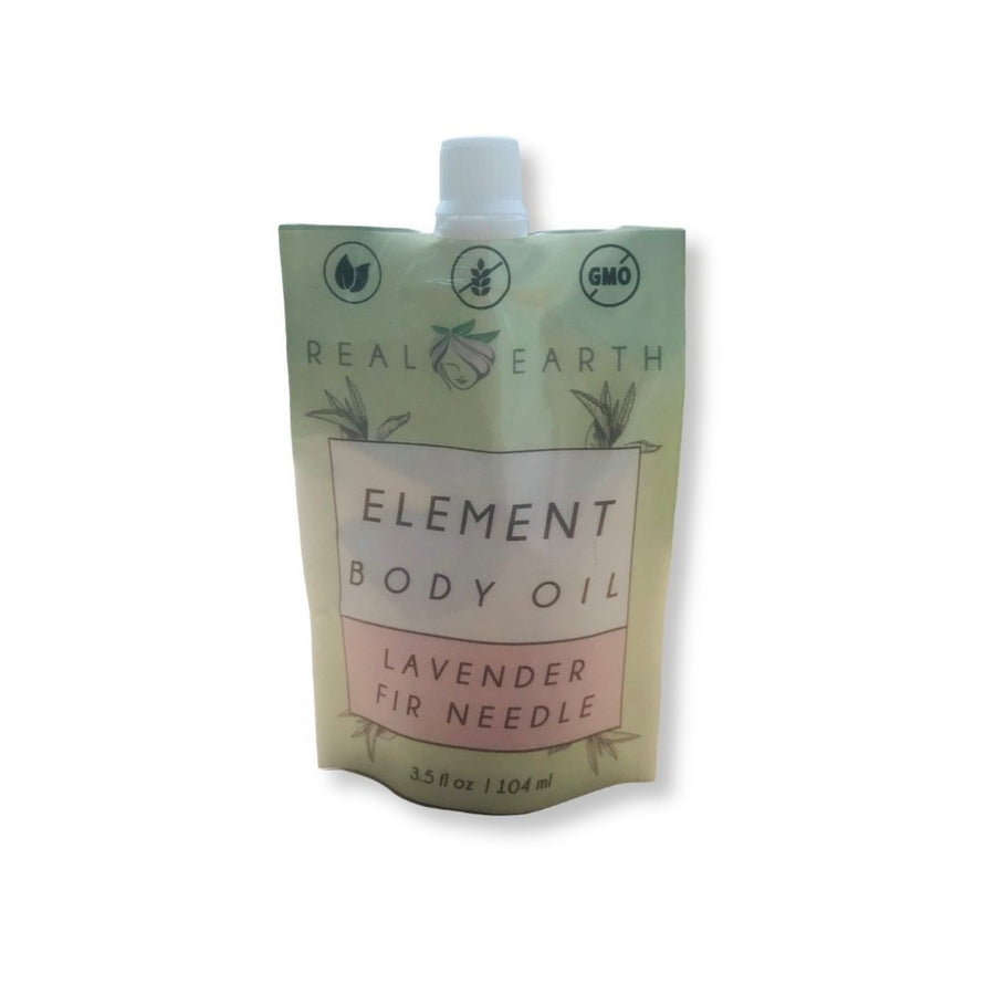 Element Body Oil | Earthy and Floral - Real Earth - Body Oil