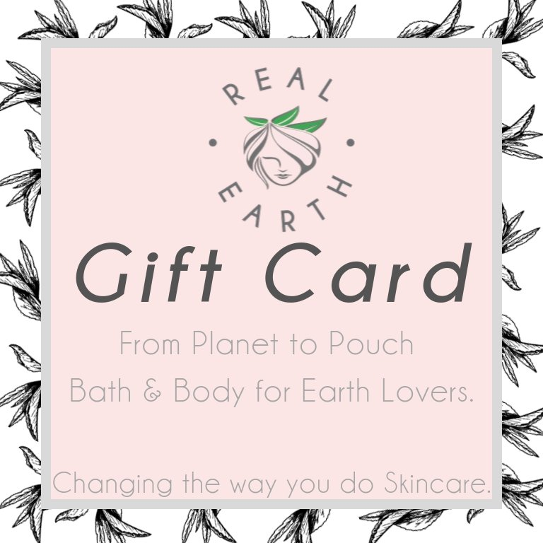 Gift Card - Real Earth - Gift Card