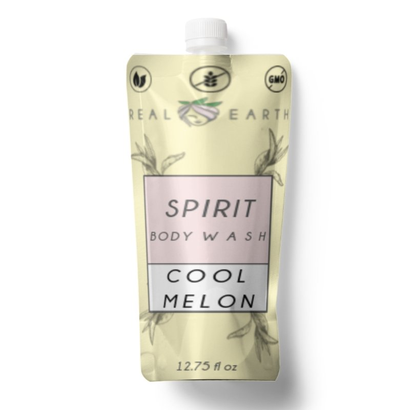Spirit Body Wash | Cool and Refreshing - Real Earth -