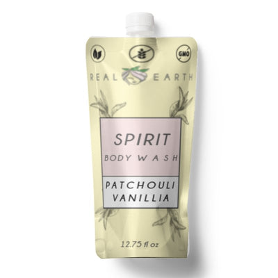 Spirit Body Wash | Earthy and Floral - Real Earth -