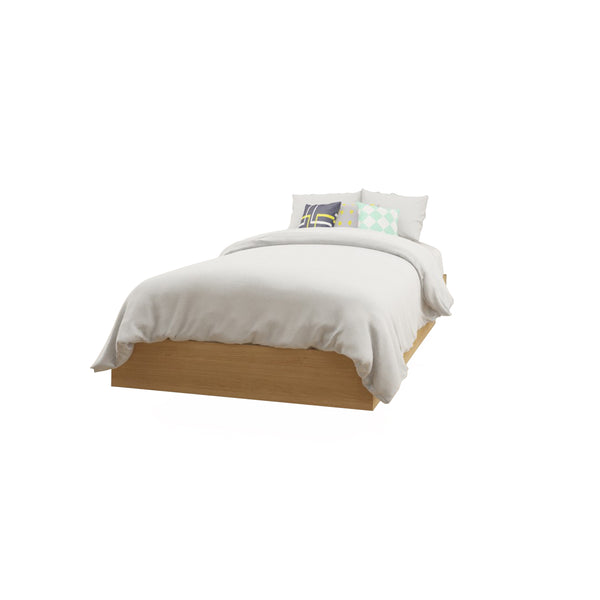 Mattress to My Door Blanes Twin Size Platform Bed