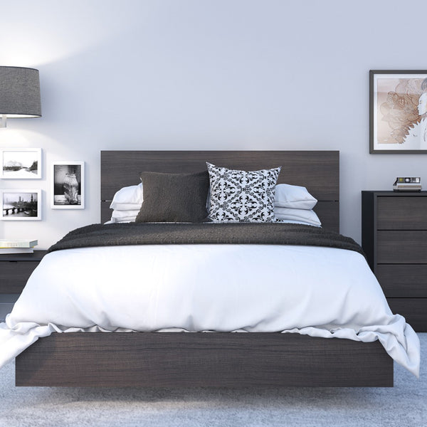 Mattress to My Door Newport Plank Effect Full Size Headboard