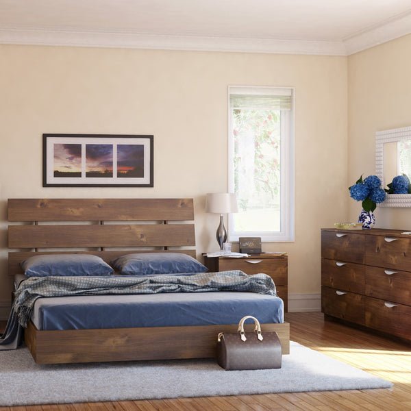 Mattress to My Door Cypress 5-Drawer Chest - Truffle
