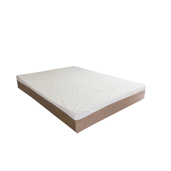 "Bliss Gel Memory Foam 10"" Mattress"