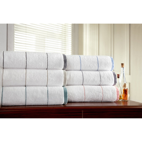 Angel Collection Ultra Soft 6 piece Turkish Towel Set