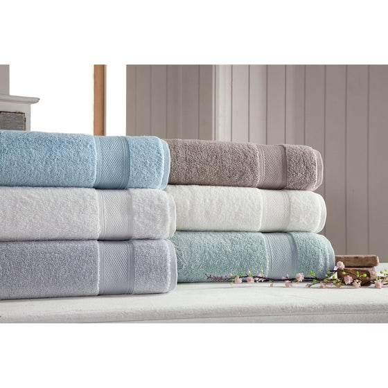 Sterling Collection Ultra Soft 6 piece Turkish Towel Set