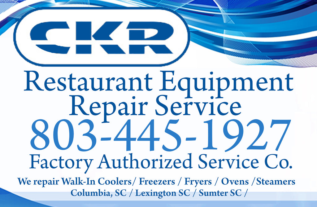 Commercial Kitchen Equipment Repair Service 803-445-1927 Company Columbia, SC Lexington SC 803-445-1927