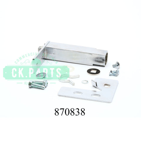 True 870838 Hinge Kit Door Top LH
