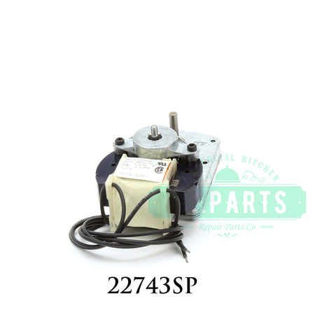 LINCOLN 22743SP GEAR MOTOR