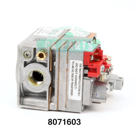 Frymaster 807-1603 Gas Valve Natural