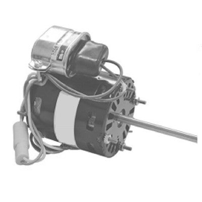 REFRIGERATION FAN MOTOR 115/230V 1.0/.5 AMPS, RPM 1550/1400