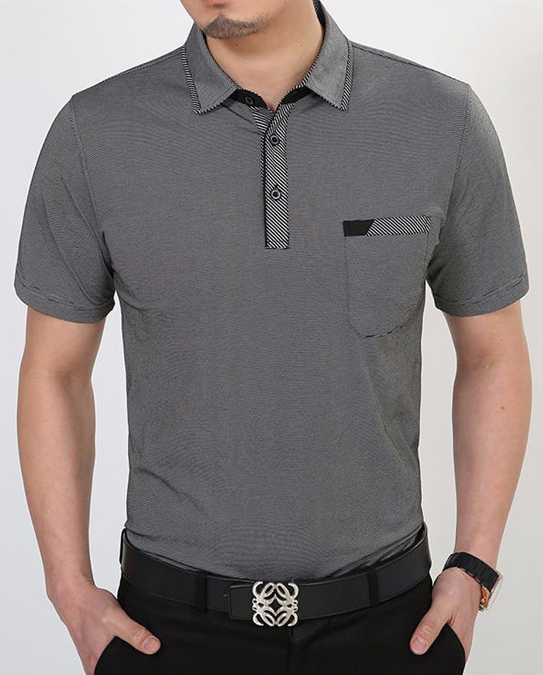 Sleeve Polo Shirt