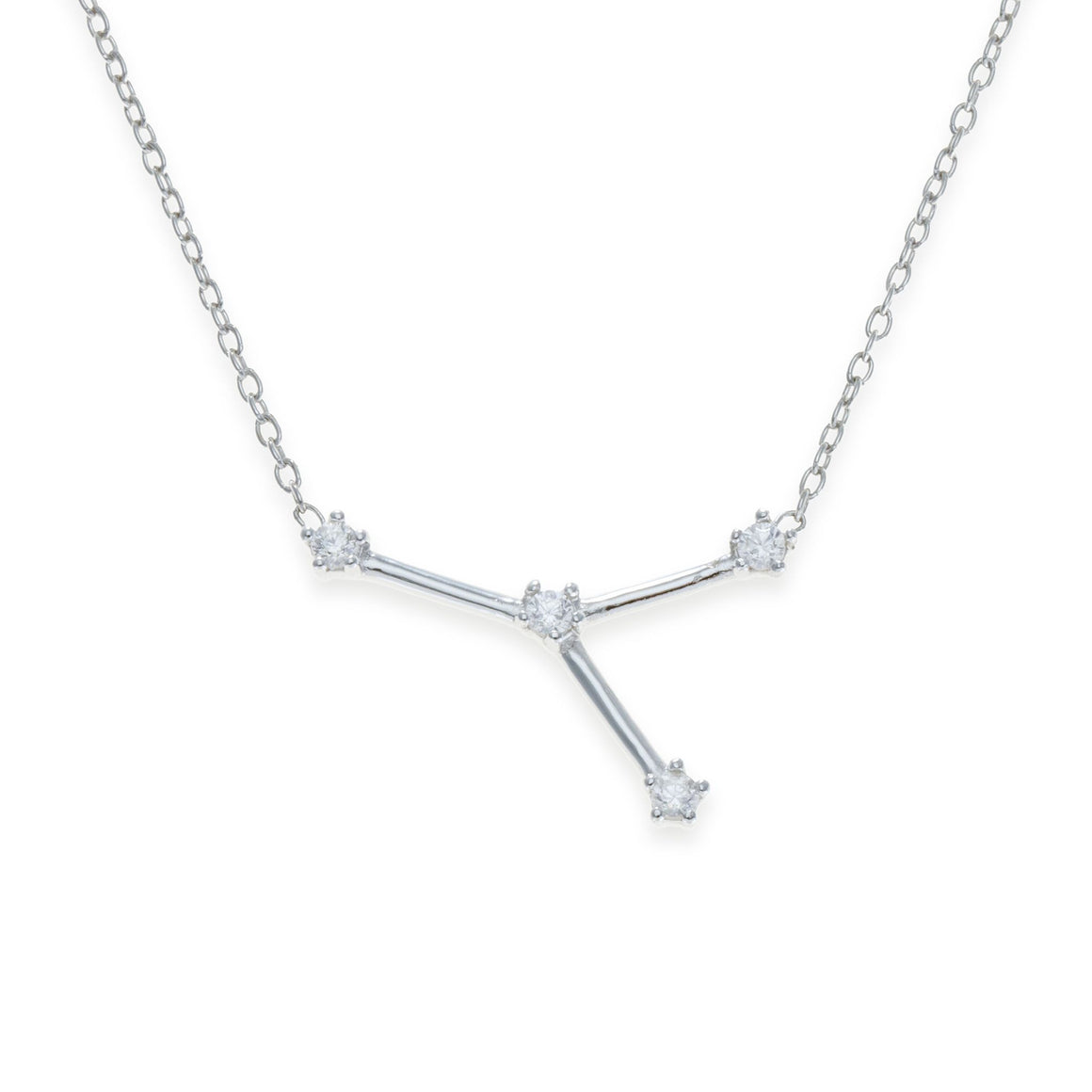 Sterling Silver Cancer Necklace | Kith & Kin | Wish Upon a Star Collection