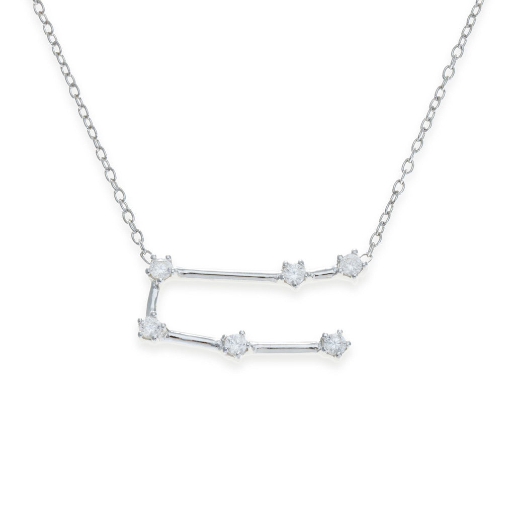 Sterling Silver Gemini Necklace | Kith & Kin | Wish Upon a Star Collection