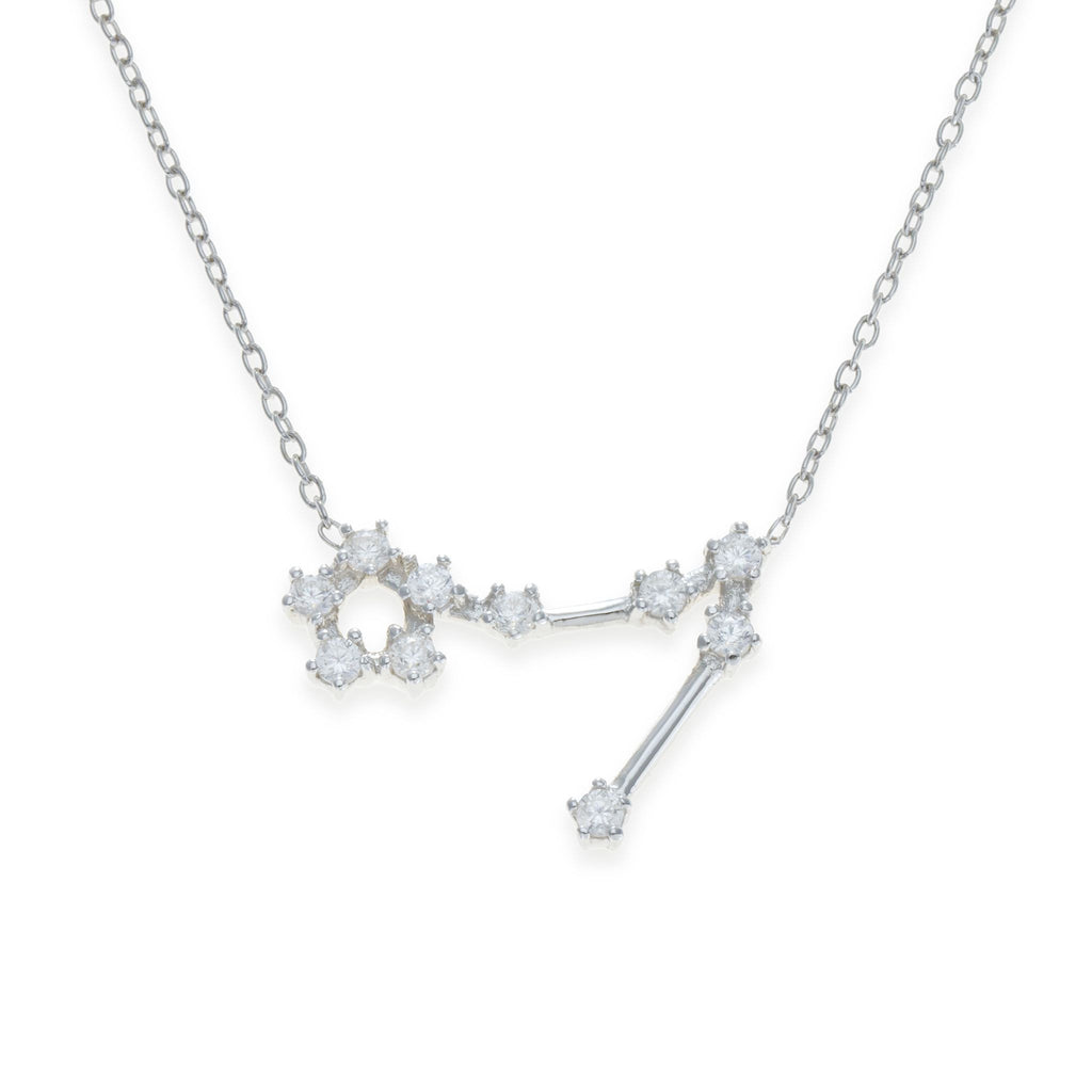Sterling Silver Pisces Necklace | Kith & Kin | Wish Upon a Star Collection