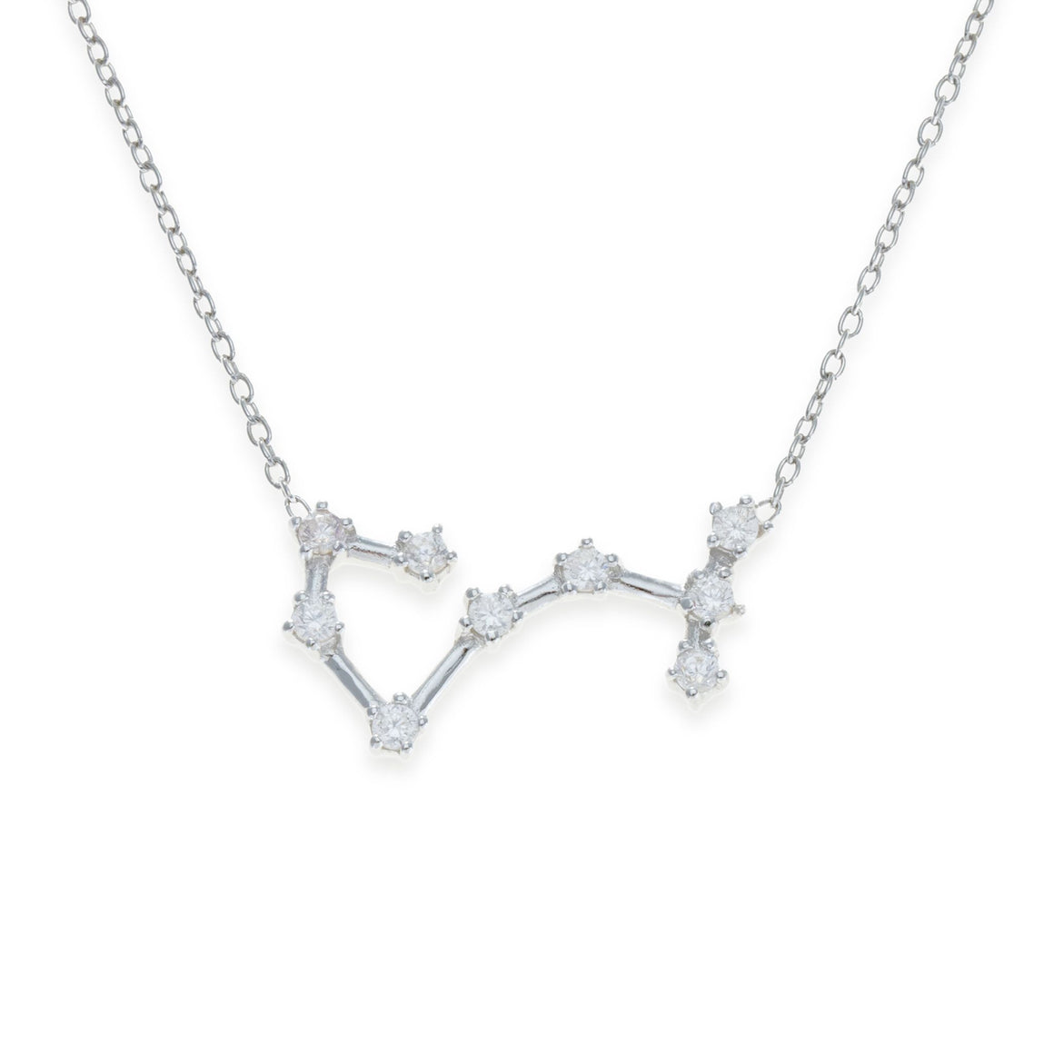 Sterling Silver Scorpio Necklace | Kith & Kin | Wish Upon a Star Collection