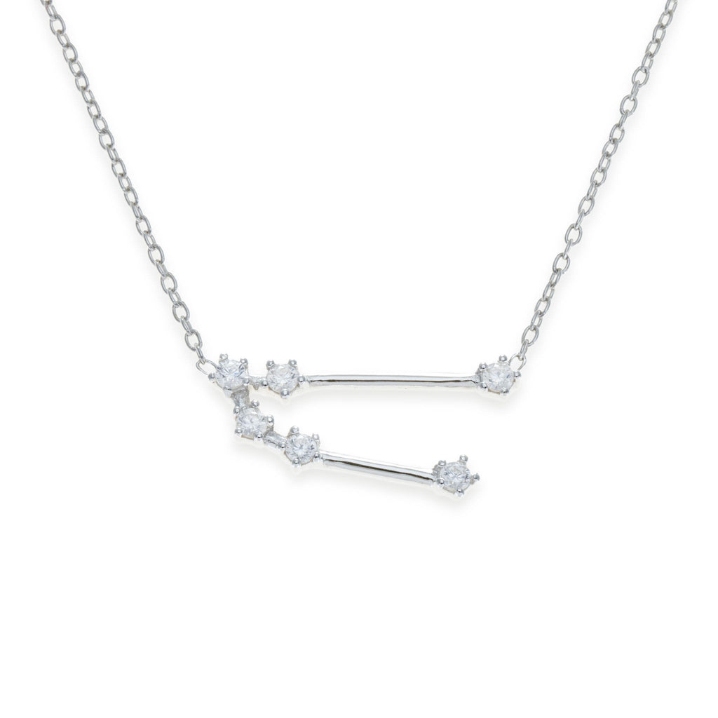 Sterling Silver Taurus Necklace | Kith & Kin | Wish Upon a Star Collection