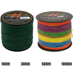 300 lb (136 kg) Big Game Super Strong 8X Braided Fishing Line 100, 300, 500 and 1000 - groovy-grabz