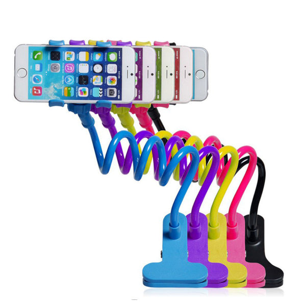 Universal 360º Rotating Smartphone Clip Mount/ Holder