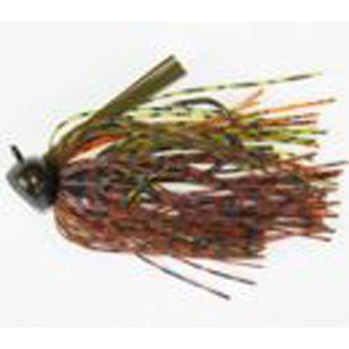 Buckeye Football Jig 1-2oz Perfect Craw - groovy-grabz