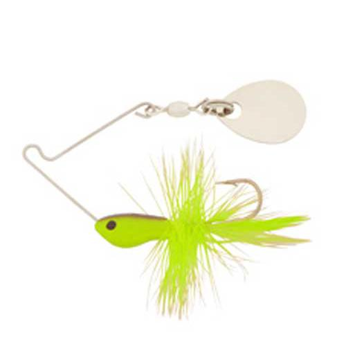 H&H Cutie Spin 1-16 Nickle-Chartreuse - groovy-grabz