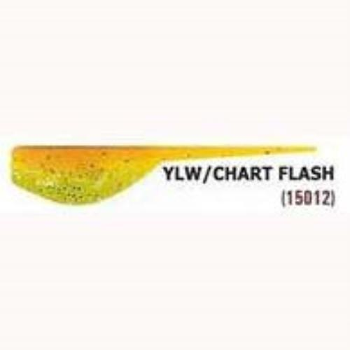 Leland Slab Magnet 1.5' 8ct Yellow-Chartreuse Flash - groovy-grabz