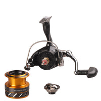 Daiwa MISSION CS Spinning Fishing Reel - groovy-grabz