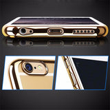 Ultra Thin Clear Silicone Case For iPhone & Samsung Galaxy S/ Note