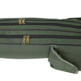 HEAVY DUTY CANVAS FISHING ROD CASE/ BAG