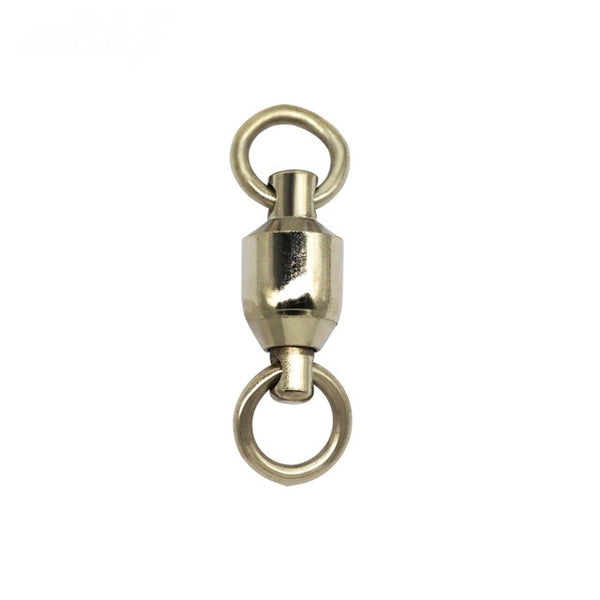 Solid Ring Ball Bearing Swivel - groovy-grabz