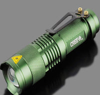 2000 Lumens Super-bright Waterproof Mini LED Flashlight - groovy-grabz