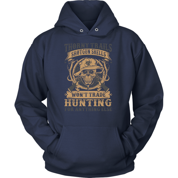 """Thorny Trails"" CUSTOM Hunting Hoodie"