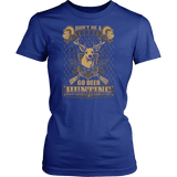 """Don't Be A Turkey"" CUSTOM Hunting Women T- Shirt"